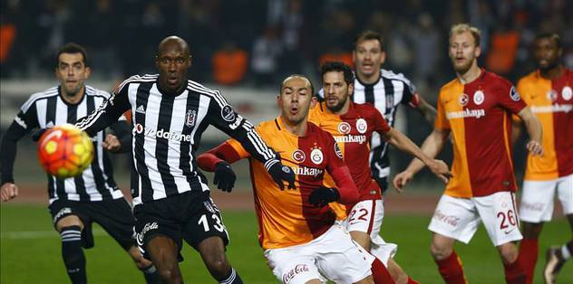Besiktas face Galatasaray in crucial derby