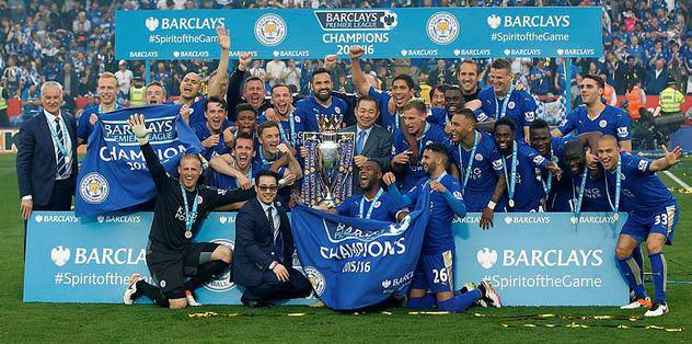 Şampiyon Leicester taç giydi
