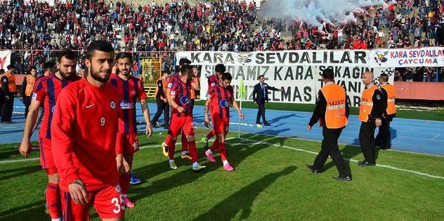 Spor Toto 3. Lig'de play-off heyecanı