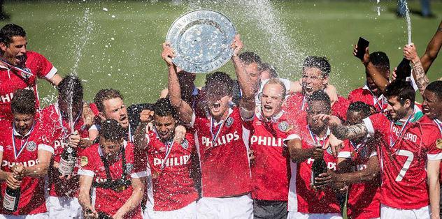 Ajax'tan PSV'ye hediye