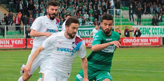 Trabzon'da sezon finali