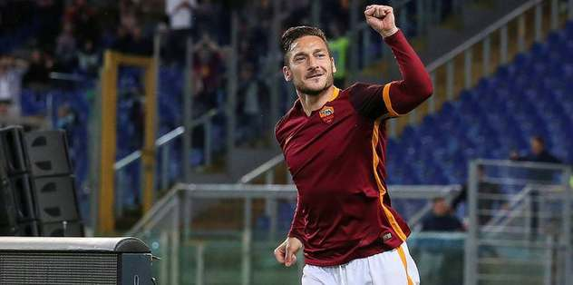 Totti imzaya çok yakın