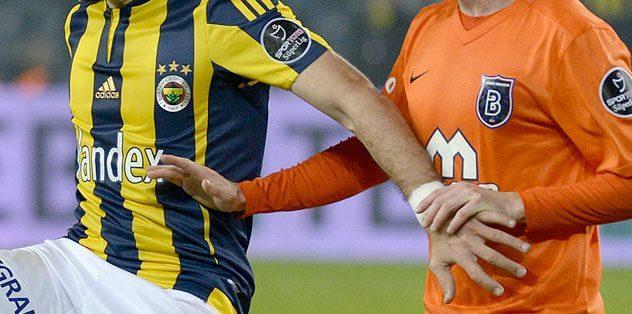 Başakşehir'de Fenerbahçe'ye şok