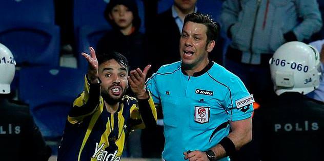 Fırat Aydınus'a 'penaltı' isyanı!