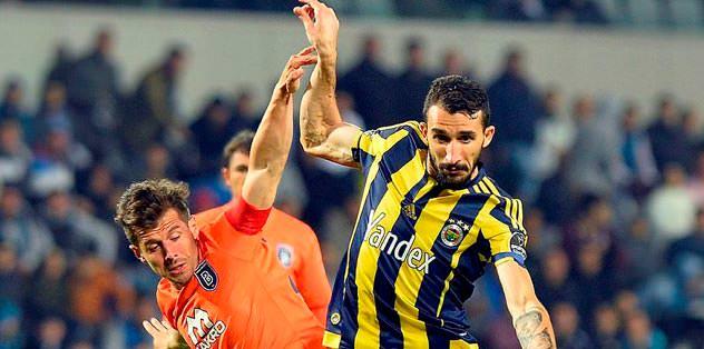 M.Topal'dan 2. dalyada gol