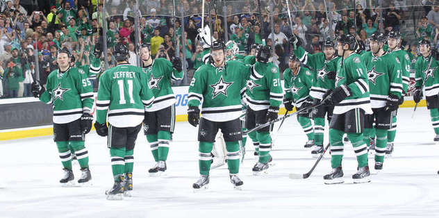 Stars beat Blues to send series to Game 7