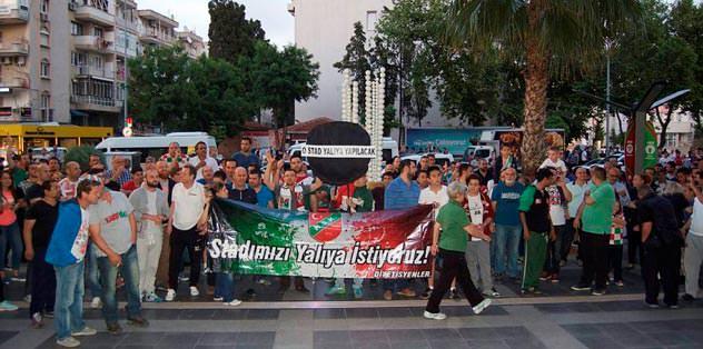 Karşıyaka'da stat isyanı!