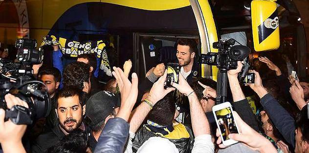 Fenerbahçe, Berlin'e gitti