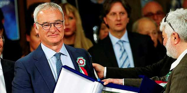 Leicester set to offer Ranieri long-term contract