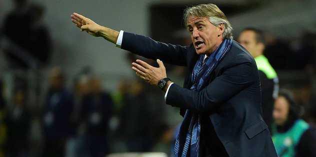 Mancini beraat etti!