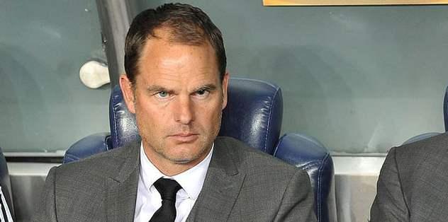 Frank de Boer, Ajax'ı bıraktı