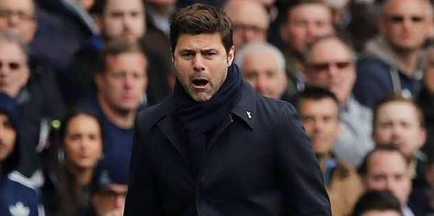 Tottenham, Pochettino ile sözleşme yeniledi