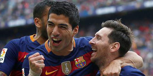 Suarez: Önce şampiyonluk