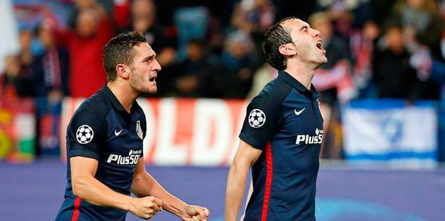 Atletico Madrid izni kopardı