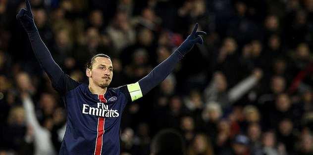 'King' Ibrahimovic bids PSG adieu