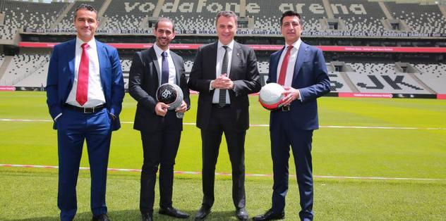 Vodafone Arena örnek stat olacak