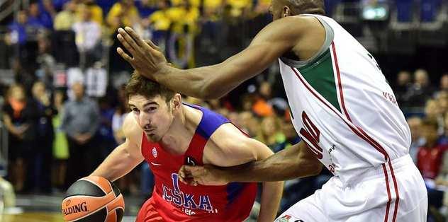 CSKA Moskova 13. kez finalde