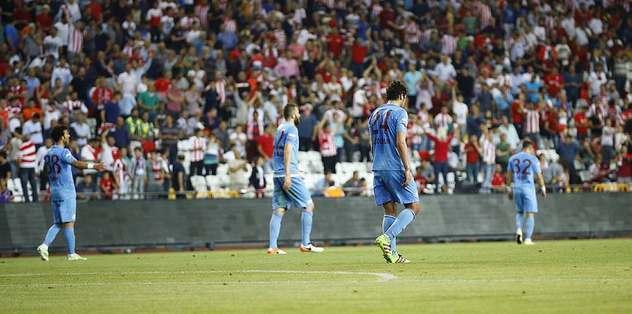 Trabzonspor'u 7'ler!