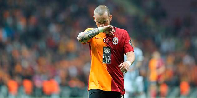 Sneijder endişesi