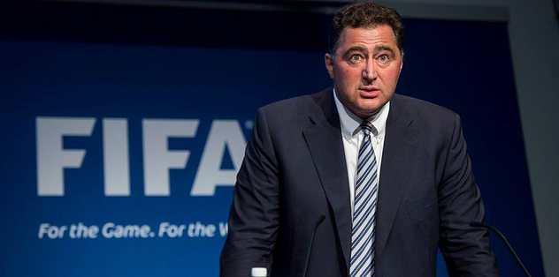 FIFA'da istifa depremi