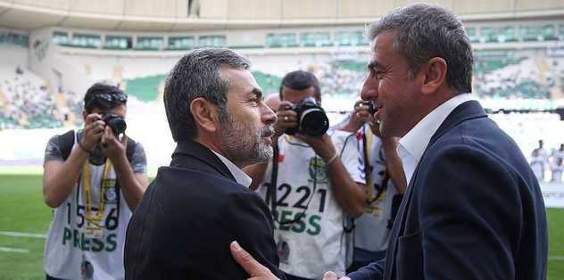 Hamzaoğlu'nda Konya'ya tebrik