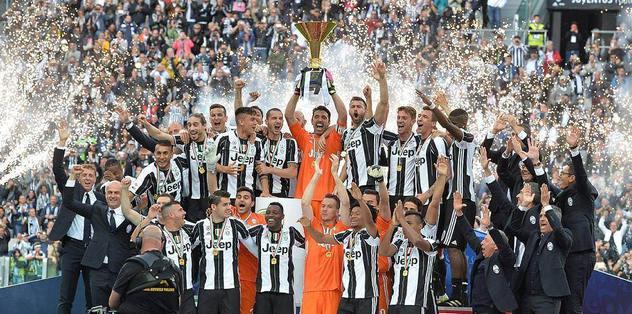 Juventus kupasına kavuştu