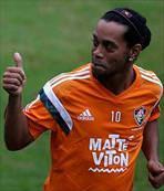 Ronaldinho Antalya'ya gelecek