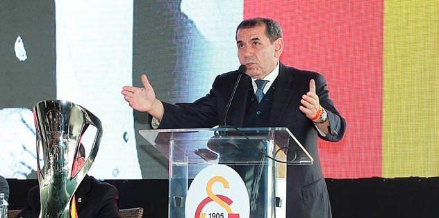 Başkan Özbek'ten oyunculara mesaj