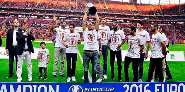 Aslan resmen Euroleague'te