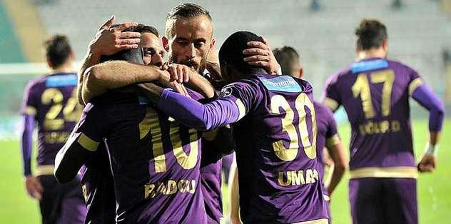 Osmanlıspor maça yeni formasıyla çıkacak