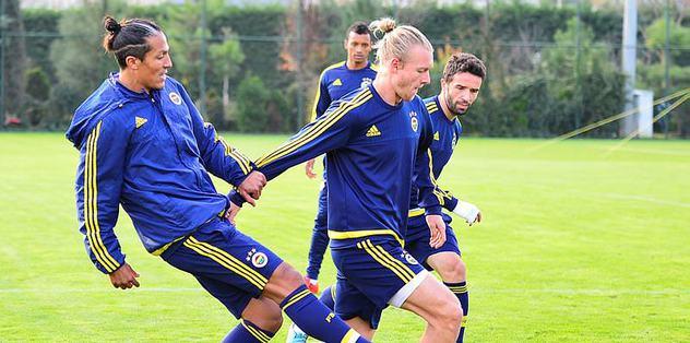 Fenerbahçe'de şok kadro dışı!