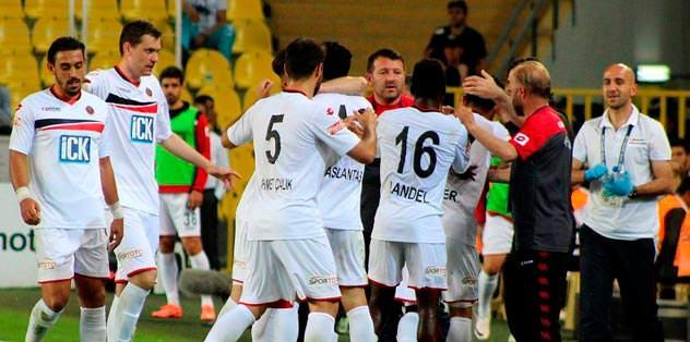 U21 mağlup
