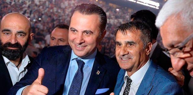 Beşiktaşlı umudunu hiç keser mi?