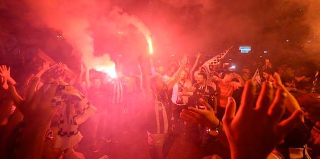 İstanbul'da gerçek bir parti yaşanıyor