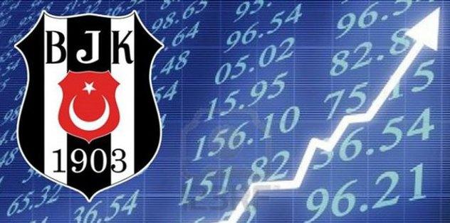 Beşiktaş hisseleri borsada çakıldı!