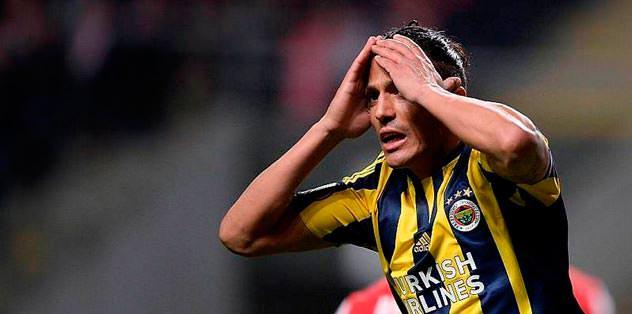 Alves, Uygar'ı bitirmiş!