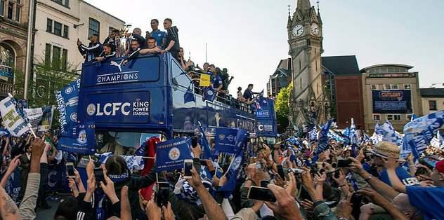 Leicester City'de bayram günü