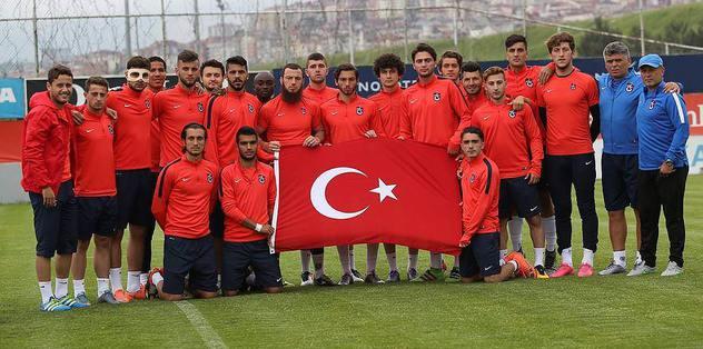Trabzonspor Paşa'ya hazır!
