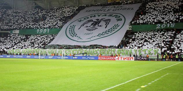 TFF'den Konyaspor'a teşekkür