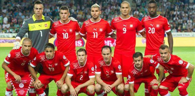 İsviçre'nin EURO 2016 kadrosu açıklandı