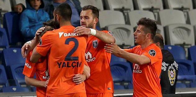 Başakşehir sezonu galibiyetle kapattı