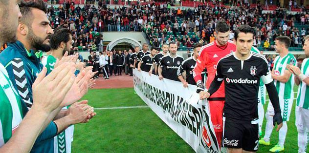 Konyaspor'dan alkışlı jest