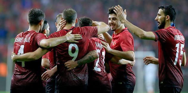 Turkey squad for Euro 2016 named