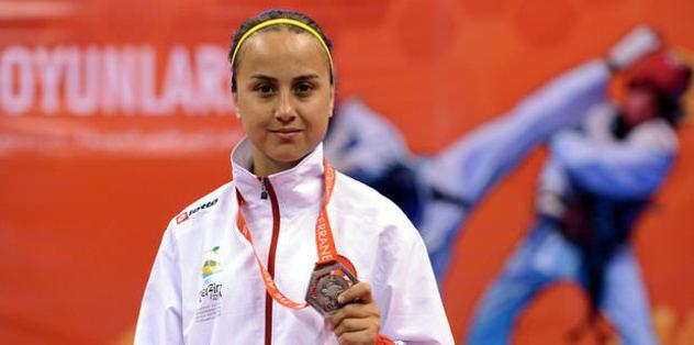 Avrupa Şampiyonası'nda madalya geldi