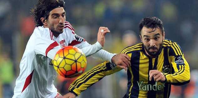 20.00   Sivasspor - Fenerbahçe