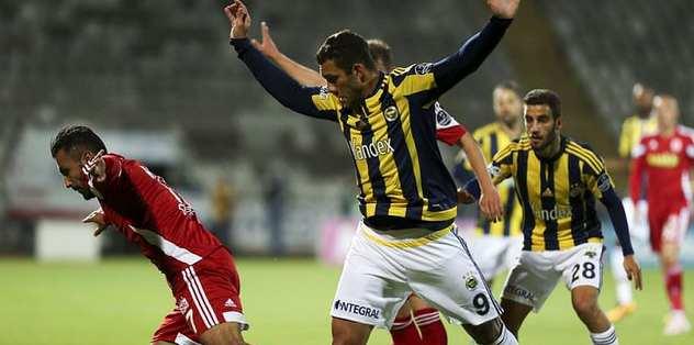 Fenerbahçe 2-0'dan geri döndü