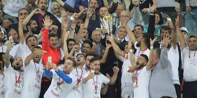 Spor Toto 2. Lig'de sezon tamamlandı