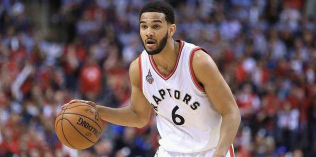 "Raptors, Cavaliers'a ""dur"" dedi"