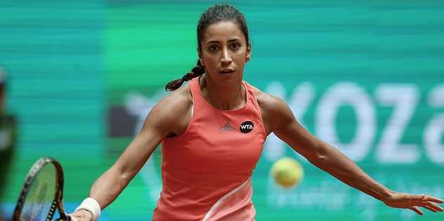 Turkish player makes history at French Open