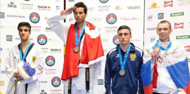 5th Taekwondo crown for Turkish competitor